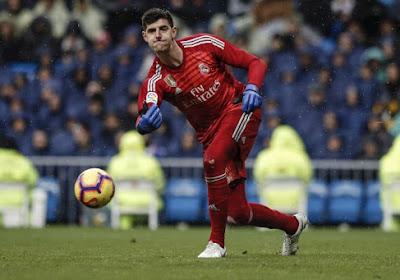 Thibaut Courtois parle de la concurrence de Keylor Navas au Real Madrid