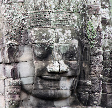 Photo: Year 2 Day 44 -  And Another Face at The Bayon