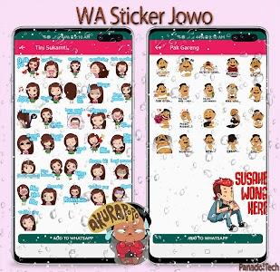 Download Wa Sticker Jawa Cute Wastickerapps Jowo Guyon Apk