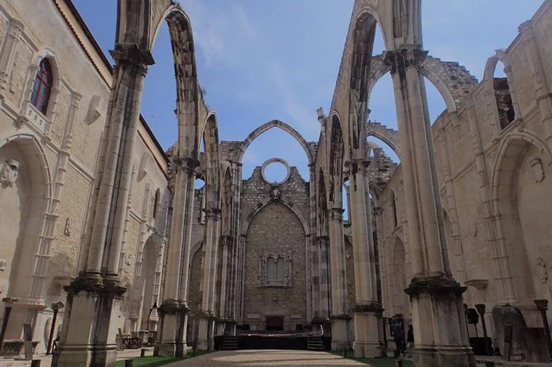 Convento do Carmo (Lisbon, Portugal)