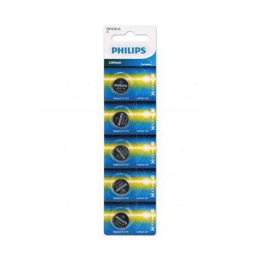 Pin Philips CR1616P5B