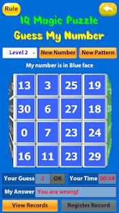 IQ Magic Puzzle - náhled