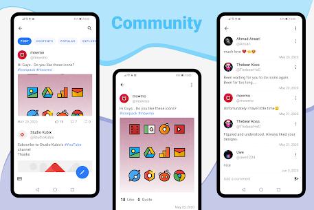 Creative App – Wallpapers,Homescreen and more (MOD, Premium) v2.6 4