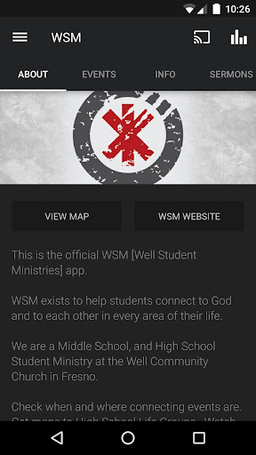 Well Student Ministries
