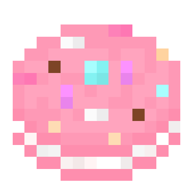 Cute_Pink_Cookie_With_Sprinkles.