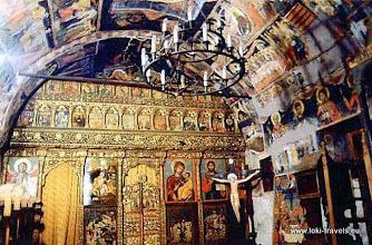 Photo: Arbanassi, Geboorte van Christus kerk | Birth of Christ Church.  www.loki-travels.eu