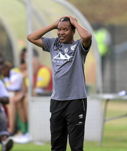 Coach Kgoloko Thobejane was fired by Baroka FC.