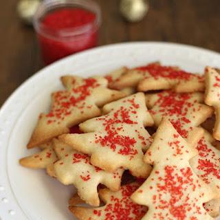 Easy Short Bread Cookies.