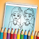 BFF - Couples Painting Book icon