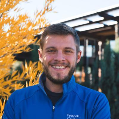 Calen Peterson - Undergraduate Admissions for Prescott College