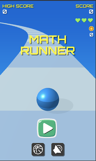 Endless Math Runner 1.0 screenshots 1