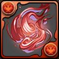 赤の妖火玉