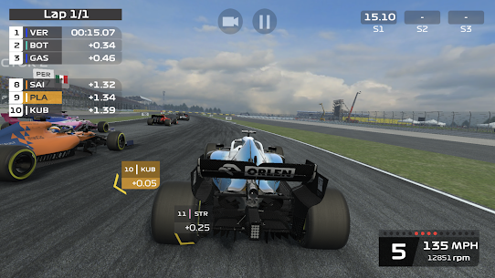 F1 Mobile Racing App Latest Version Download For Android and iPhone 3