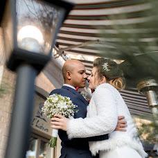 Wedding photographer Olya Poduta (olavolina). Photo of 24.10.2018