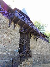 Photo: Paczkowskie mury miejskie