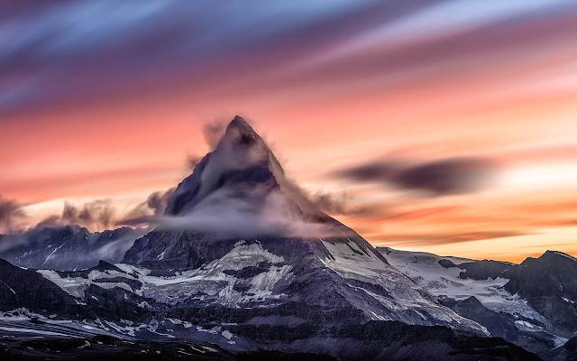 Snow Mountain - Theme & New Tab
