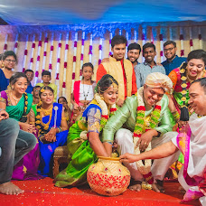 Wedding photographer Sandesh Balachandra (Colorframes). Photo of 07.06.2018