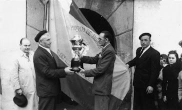 Photo: Kontxako bandera