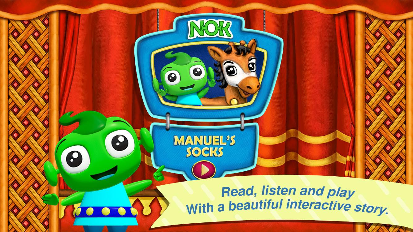 Manuel's Socks-Nok Story Lite- screenshot