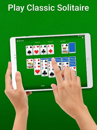 Solitaire u2013 Classic Klondike Card Game 1.1.0 screenshots 6