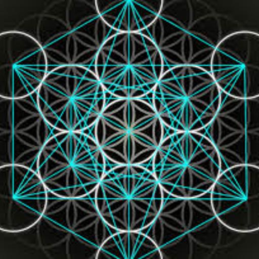 玩免費遊戲APP|下載Sacred Geometry Puzzles app不用錢|硬是要APP