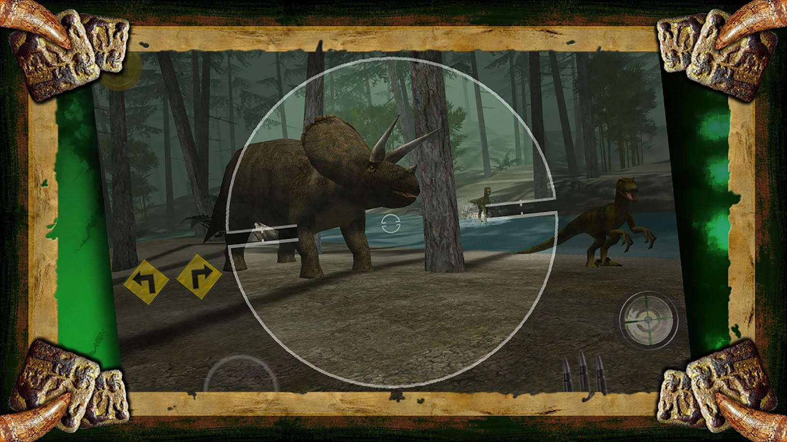 Dinosaur Safari Unlocked TV- screenshot
