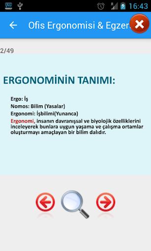 Office Ergonomics Exercises