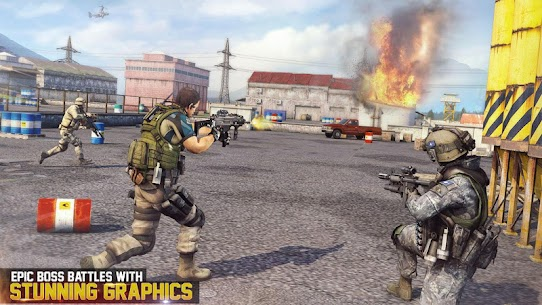 FPS Encounter Shooting 2019: New Shooting Games 2