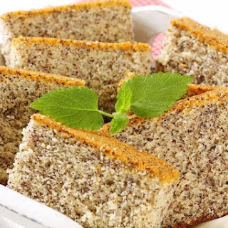 Poppy Seed Cake With Sour Cream Recipes