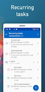 My Daily Planner: To Do List, Calendar, Organizer (MOD, Pro) v1.4.0.2 4