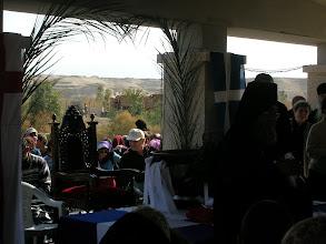 Photo: at the Jordan on Theophany