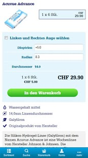 Linsenmax - Der günstige Kontaktlinsen Shop - náhled