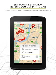 TomTom MyDrive screenshot 4