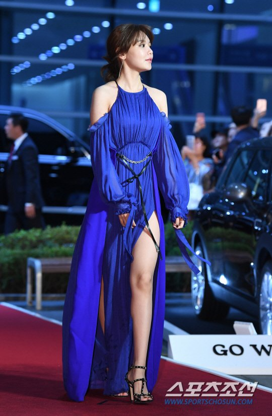 sooyoung gown 19