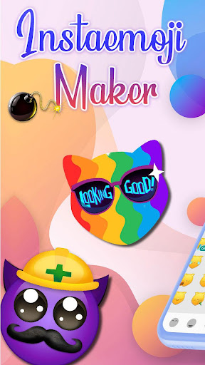 Emoji Maker-stickers, animojis, gif emojis creater hack tool