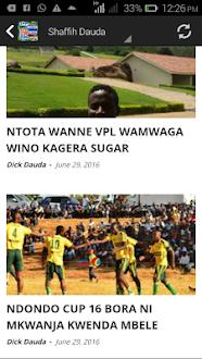 Tanzania Magazeti Gratis
