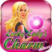 Lucky Lady's Charm Deluxe Slot