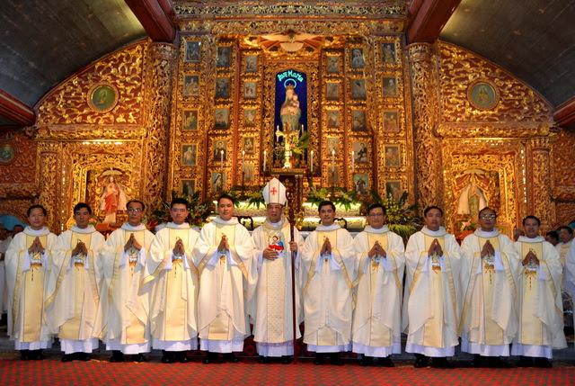 Thánh lễ Truyền chức linh mục giáo phận Phát Diệm 2017 - Ảnh minh hoạ 20
