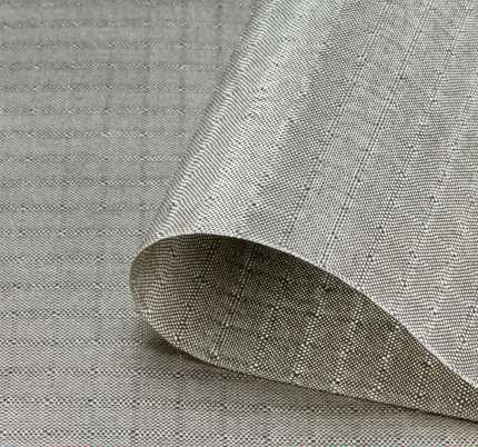 Silver Silk - Tunn och tätt tyg av nylon och silver