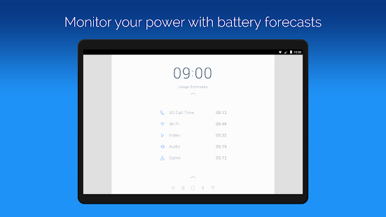 Battery Time Saver & Optimizer Screenshot 8