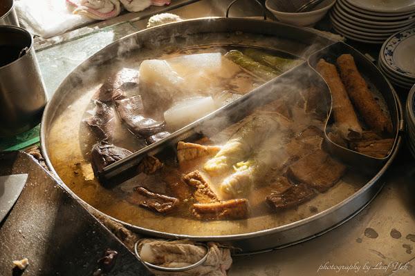 金龍肉焿│鮮甜肉條薄芡肉羹,吃過都是回頭客! 基隆肉羹推薦、基隆小吃推薦