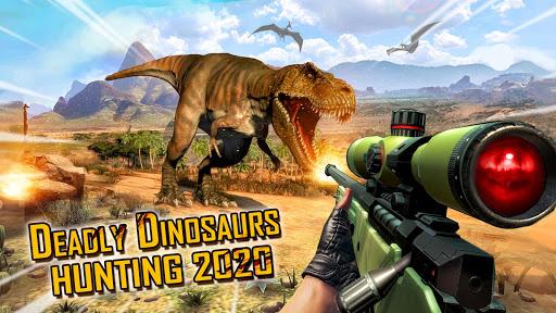 Wild Animal Sniper Deer Hunting Games 2020  captures d'écran 1