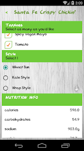 Veggie Grill Rewards- screenshot thumbnail