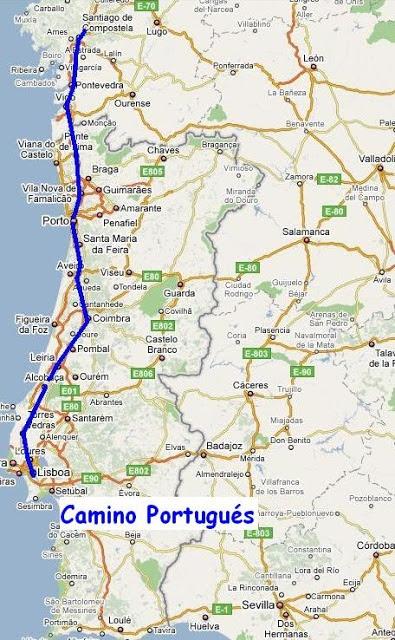 싼티아고 순례기 II - 포르투갈 길 (Camino Portuguese) 1
