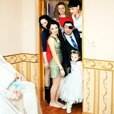 Wedding photographer Yuriy Litvinenko (skyYY). Photo of 08.04.2013