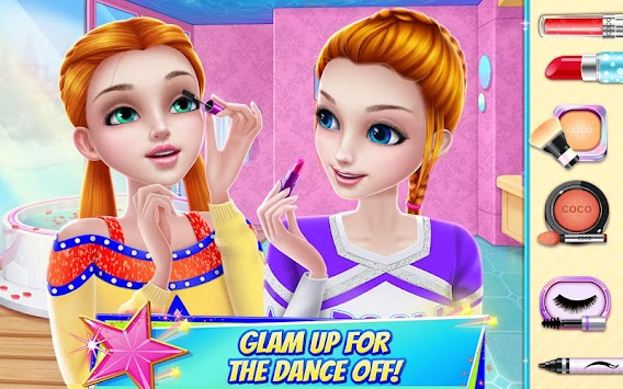 Cheerleader Dance Off Squad apk screenshot