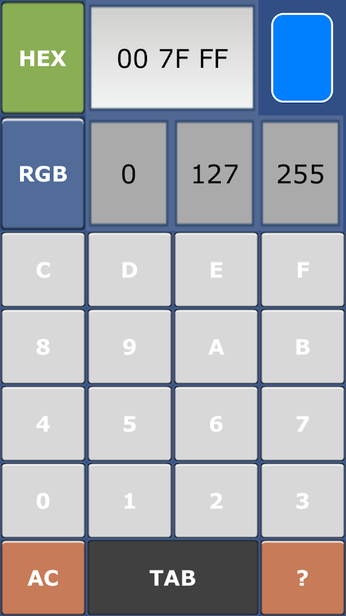 Hex,Dec,Oct,Bin(Dev Calc) - Android Apps on Google Play