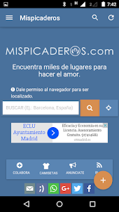 mispicaderos- screenshot thumbnail