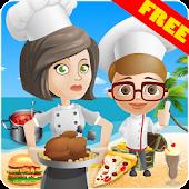 Restaurant & kids cooking game
