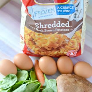 Veggie Vegetarian Potato Pancakes for Easter Brunch